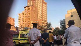 صور.. تشييع 9 جثامين من ضحايا منزل الرجبي بالمحلة الكبرى