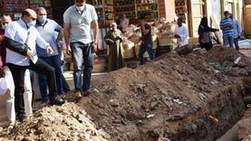 انقطاع المياه عن عدة مناطق في أسوان لأكثر من 19 ساعة