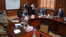 محافظ المنيا: لم نتلق أي بلاغات أو شكاوي من الانتخابات حتى الآن