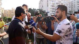 """تحت شعار """"رياضتك مناعتك"""".. صبحي يشارك في فعاليات الدراجات الهوائية"""
