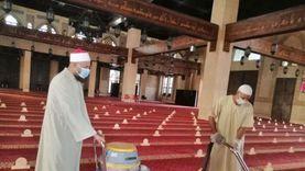 اليوم.. افتتاح 5 مساجد جديدة في الدقهلية