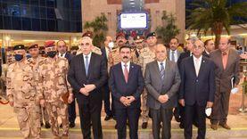 الهيئة العربية للتصنيع تستقبل وزير الدفاع بجمهورية العراق الشقيقة
