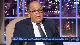 وزير الثقافة الأسبق: فترة حكم الإخوان كشفت أتباع الجماعة بالوزارة