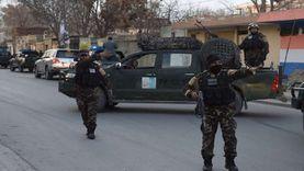 مقتل 5 من الشرطة الأفغانية في انفجار سيارة على الحدود مع إيران