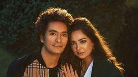 هبة مجدي ومحمد محسن يرزقان بطفلهما الثاني: اسمه موسى