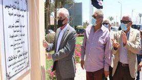 افتتاح المرحلة الثالثة من طريق نبق السياحي بشرم الشيخ