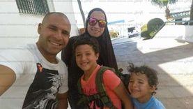 زوجه الشهيد مصطفى الخياط: الشعب المصري سيقف أمام مظاهرات الإخوان
