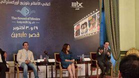مدحت صالح وريهام عبدالحكيم يشاركان في أغاني الأفلام
