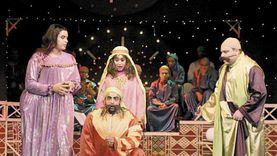 """""""السيرة الهلامية"""" على المسرح المكشوف بالأوبرا.. الليلة"""