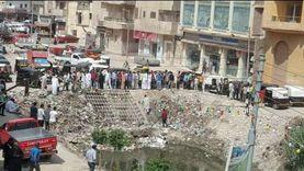 كان ينظف الشارع.. مصرع طفل غرقاً بمصرف أبو المطامير