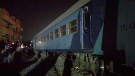 عاجل.. توقف حركة القطارات على الوجه البحري بسبب «حادث الشرقية»
