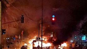 الاحتلال يمدد حالة الطوارئ في مدينة اللد 48 ساعة