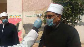 ختام الأسبوع الرابع من امتحانات الشهادة الثانوية الأزهرية بشمال سيناء