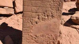 معبد «حتحور» في «سرابيط الخادم» بأبوزنيمة قبلة للسائحين (صور)