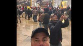 «سيلفي الكونجرس» يحبس رجل إطفاء أمريكي: أرسل الصورة لعميل فيدرالي