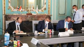 """بروتوكول بين جامعة عين شمس و""""رجال الأعمال"""" وبنك التنمية لربط البحث العلمي بسوق العمل"""