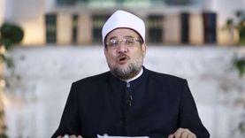وزير الأوقاف: لا ينكر ما أنجزته الدولة المصرية في عهد السيسي إلا حاقد