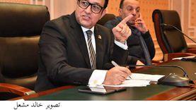 علاء عابد يوجه دعوة لمدبولي للبت في تبعية القابضة للنقل البحري