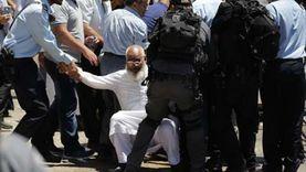 قوات الاحتلال تعتقل 7 فلسطينيين