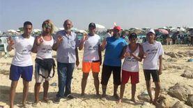 انطلاق مبادرة غواصين الخير بمطروح لتدريب فرق إنقاذ من 5 دول عربية