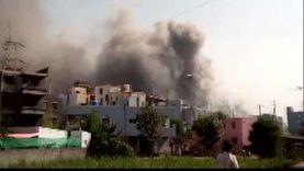 نشوب حريق في أكبر معهد لإنتاج اللقاح بالهند