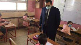 امتحانات طلاب ابتدائي وثانوي بلا معوقات في سيناء والإسماعيلية ومطروح