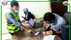 «الشباب يخدم».. مبادرة لتسجيل الراغبين في تلقي لقاح كورونا بالقليوبية