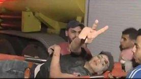 اشتباكات بين متظاهرين وجيش الاحتلال خلال مسيرات بالضفة «فيديو»