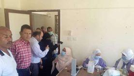 جنوب سيناء: تطعيم 95% من العاملين بالتعليم قبل بدء العام الدراسي