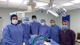 نجاح ثلاث عمليات دقيقة في الفكين بمستشفى العلمين النموذجي
