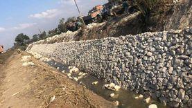 محافظ كفر الشيخ: تبطين الترع يقلل فاقد المياه