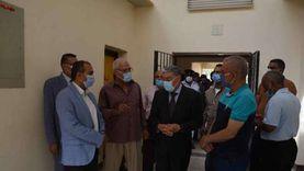 محافظ المنيا يوجه بتوفير كراسي متحركة لكبار السن خلال انتخابات النواب