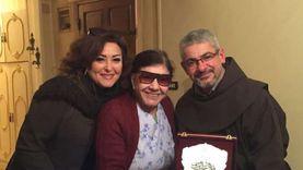 رئيس الكاثوليكي للسينما: شويكار كانت روحها خفيفة ومتواضعة