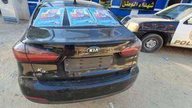 """ضبط مدير حملة مرشح """"النور"""" لاستخدامه سيارة للمعاقين بدون لوحات في الدعاية بقنا"""