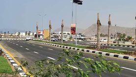 بالصور.. مدينة طور سيناء تستعد لافتتاح المرحلة الأولى من التطوير