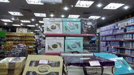يتراوح سعر الكعك والبسكويت في المجمعات بين 65 إلى 70 جنيها للكيلو