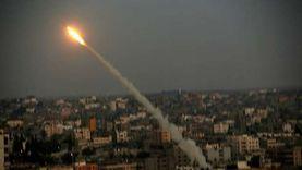غارة إسرائيلية على «بيت حانون» ووقف حركة القطارات بين عسقلان وبئر السبع