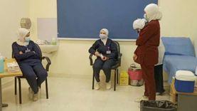«أبوخليفة» في الإسماعيلية يستعد لتطعيم الأطقم الطبية بلقاح كورونا