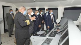 رئيس الأكاديمية البحرية: حادث السفينة أثبت أهمية قناة السويس