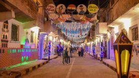 «زينة رمضان» تضيء 3 شوارع في الإسكندرية تحت شعار «نظيفة وفرحانة»