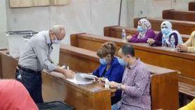 إقبال كبير بالدقي في انتخابات البرلمان : نازلين علشان تحيا مصر