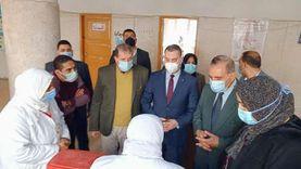 محافظ كفر الشيخ: توفير جميع متطلبات التطعيم ضد شلل الأطفال