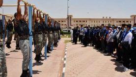 أكاديمية الشرطة تستقبل وفدا من «برلمان الطلائع»