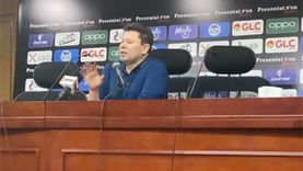 رضا عبدالعال بعد الهزيمة من الزمالك : لعبت بـ 4 لاعبين اشتباه كورونا