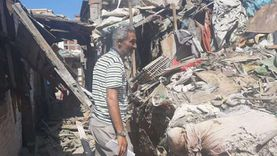 استمرار حملات إزالة التعديات على أملاك الدولة في بورسعيد