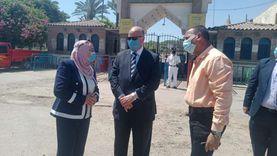 محافظ القاهرة: تطبيق الإجراءات الاحترازية بكل حزم حرصا على صحة المواطنين