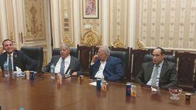 """النائب """"أبوسريع"""" بعد استخراج كارنيه """"الشيوخ"""": نعمل من أجل مصر"""