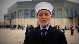 مفتي القدس: صمود أهل فلسطين في وجه العدوان يزداد يوما بعد يوم