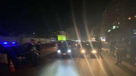 حملة انضباطية مكبرة تستهدف مناطق مصر الجديدة والنزهة