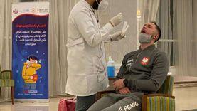 اللجنة الطبية لكأس العالم لكرة اليد تجري 1654 تحليل «pcr» للمشاركين